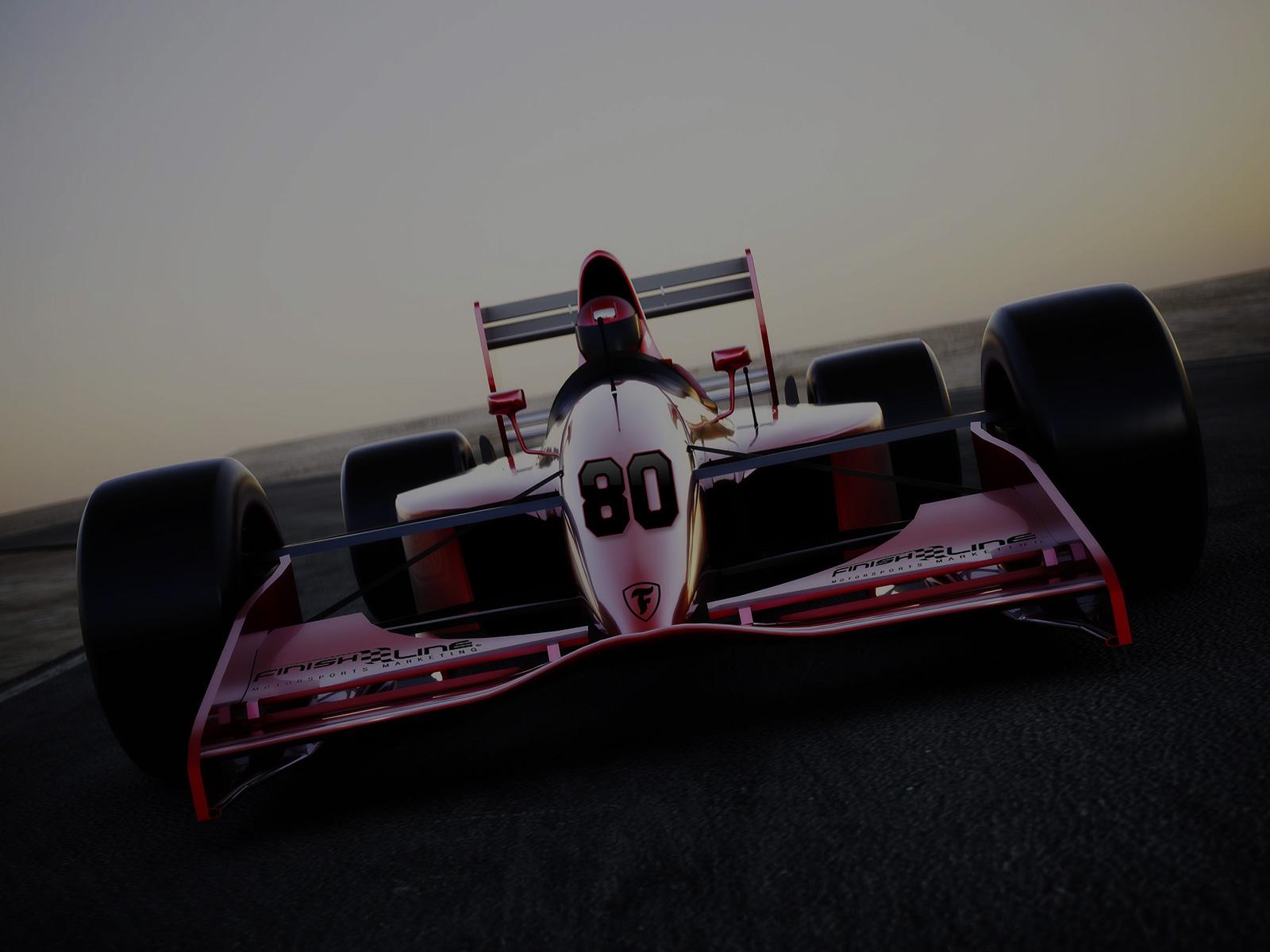 Finish Line Motorsports Marketing